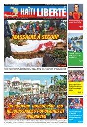 MASSACRE À SEGUIN! - Haiti Liberte