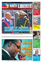 MaRtelly et andRésol : GRande confRontation! - Haiti Liberte