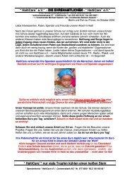 Bericht als Pdf - Haiti-Care e.V.