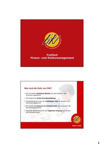 Information - Hak Feldkirch