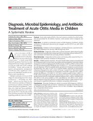 Diagnosis,MicrobialEpidemiology,andAntibiotic Treatment of Acute ...