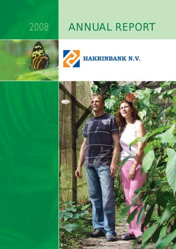 2008 ANNUAL REPORT - Hakrinbank