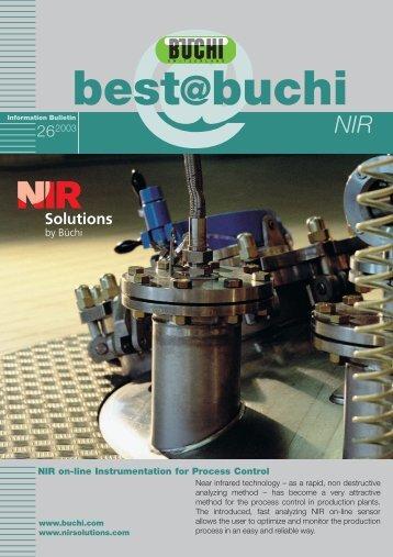 best@buchi - BÜCHI Labortechnik