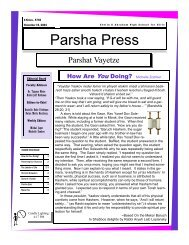 pARSHA pRESS