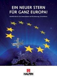 EIN NEUER STERN FÜR GANZ EUROPA! - Halfen