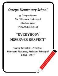 Otsego Elementary School - Half Hollow Hills