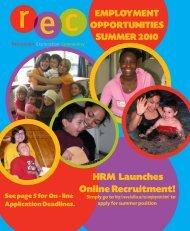 HRM Launches Online Recruitment! - Halifax Regional Municipality