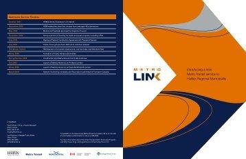 MetroLink - Halifax Regional Municipality