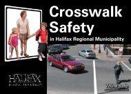 Crosswalk Safety - Halifax Regional Municipality