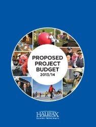 Supplemental Report - Halifax Regional Municipality