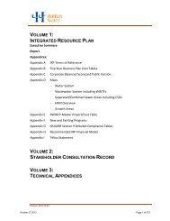 volume 1 - Halifax Regional Municipality