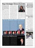 Sakarya Üniversitesi'nde E¤itim ve Ö¤retimde yeniden yap›lanma - Page 3