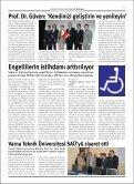 Sakarya Üniversitesi'nde E¤itim ve Ö¤retimde yeniden yap›lanma - Page 5