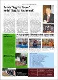 Sakarya Üniversitesi'nde E¤itim ve Ö¤retimde yeniden yap›lanma - Page 6