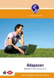 Adapazarı Meslek Yüksekokulu - Sakarya Üniversitesi