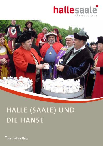 Halle (Saale) und die HanSe - Stadtmarketing Halle