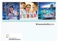 Wissenschaftsatlas (PDF) - Metropolregion Mitteldeutschland