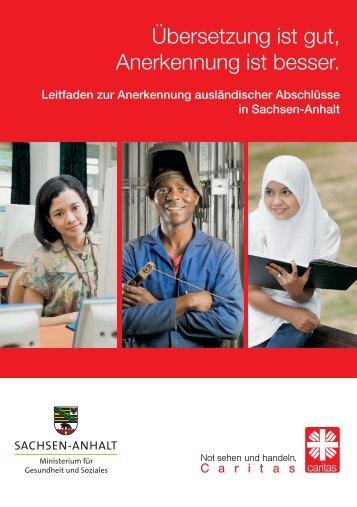 Leitfaden - Sachsen-Anhalt