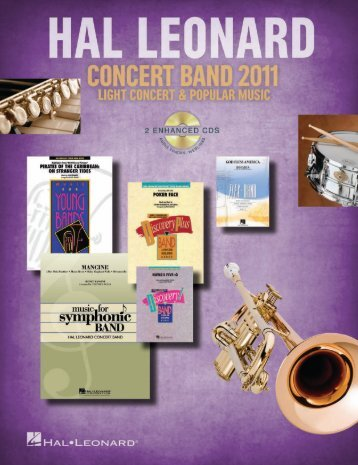 Featuring Music from - Hal Leonard