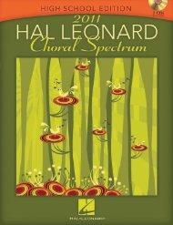 Featured - Hal Leonard