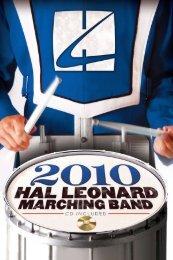 CD Listening guiDe - Hal Leonard