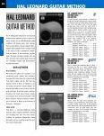 GUITAR & BASS - Hal Leonard - Page 2