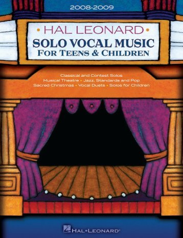Classical & Contest Solos - Hal Leonard