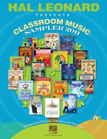 download and print booklet - Hal Leonard
