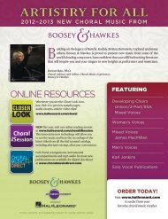 download and print booklet - Hal Leonard