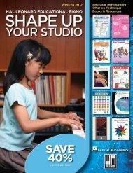 HEadEr - Hal Leonard