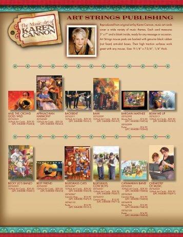ART STRINGS PUBLISHING - Hal Leonard