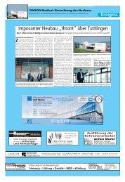 über Tuttlingen - Haller Industriebau GmbH