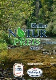 Naturpreis Infoflyer (PDF Dokument)