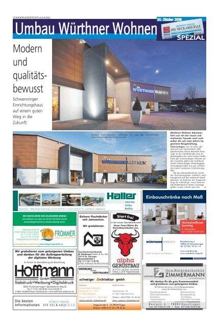 Modern und qualitäts- bewusst - Haller Industriebau GmbH