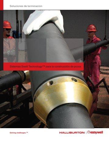 Construcción de pozos - Halliburton