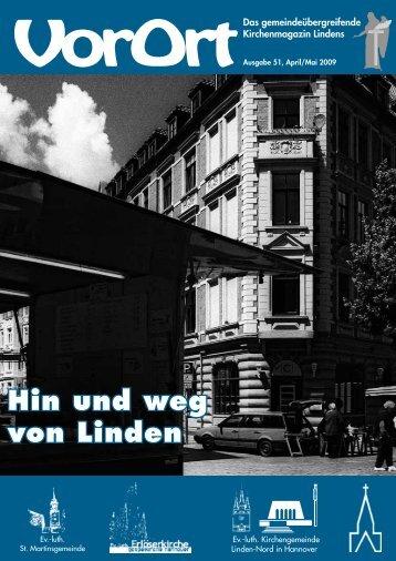 Hin und weg von Linden - Linden entdecken...
