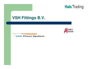 VSH Fittings B.V.