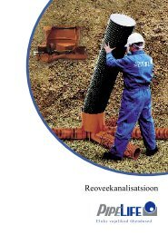 Reoveekanalisatsioon - Hals Trading