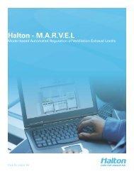 Halton - M.A.R.V.E.L - Halton Company