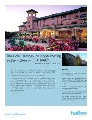 The Hotel Hershey.indd - Halton Company