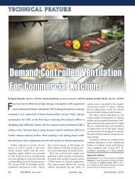 Demand-Controlled Ventilation For Commercial ... - Halton Company
