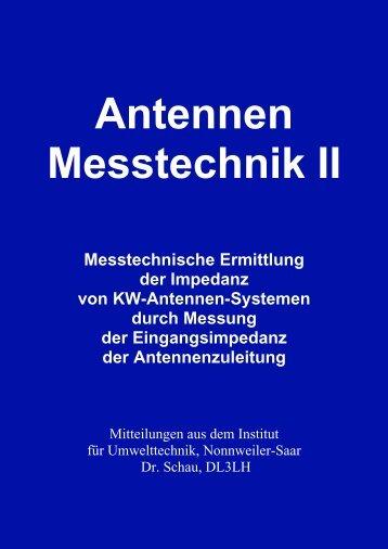 Messtechnische Ermittlung der Impedanz von KW ... - HAM-On-Air