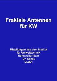 Fraktale Antennen - HAM-On-Air