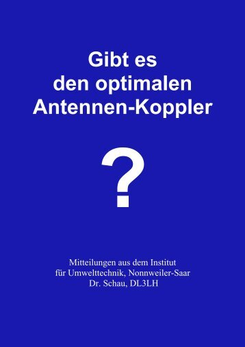 optimaler-koppler.pdf - HAM-On-Air