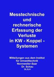 Antennen Messtechnik III, Verluste in Koppelsystemen - HAM-On-Air