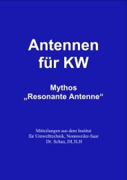 Mythos Resonante Antenne - HAM-On-Air