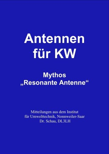 Mythos Resonante Antenne - HAM-On-Air