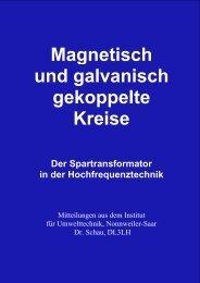 Der Spartransformator in der Hochfrequenztechnik - HAM-On-Air