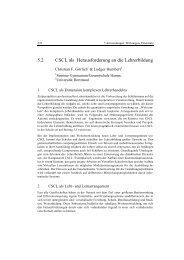CSCL als Herausforderung an die Lehrerbildung