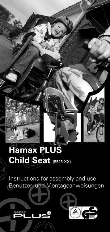 Hamax PLUS Child Seat